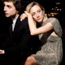 Saoirse Ronan and Timothee Chalamet - Vanity Fair Magazine [United States] (January 2019)