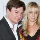 Kelly Tisdale and Mike Myers and Kelly Tisdale
