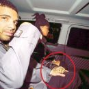 Rihanna and Drake taking their relationship public? The two holding hands on Thursday, March 27, 2014