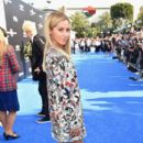 """Ashley Tisdale: attends the world premiere of Disney's """"Tomorrowland"""" at Disneyland, Anaheim"""