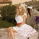 Jessica Simpson Promoshoot for her company's footwear collection - 454 x 613