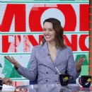 Daisy Ridley – Visits 'Good Morning America' in New York City