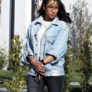 Candice Patton – house hunting in Hollywood - 454 x 834