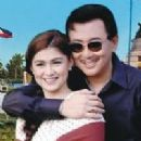 Jorge Estregan and Carla Abellana