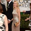 Naomi Watts At The 71st Golden Globe Awards (2014)