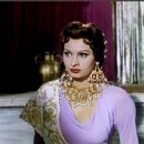 "Sophia Loren as Honoria in ""Attila"" (1954)"