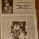 Bob Hope - Lecturas Magazine Pictorial [Spain] (20 September 1963) - 454 x 538