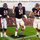 Mike Singletary, Dick Butkus & Brian Urlacher