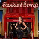 Danielle Lloyd – Frankie and Benny's Parents Win Awards 2018 in Liverpool - 454 x 625