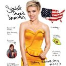 Scarlett Johansson - Cosmopolitan Magazine Pictorial [Chile] (July 2017)