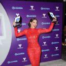 Gaby Espino- Telemundo's Premios Tu Mundo Awards 2016- Backstage