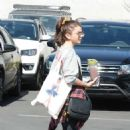 Sarah Hyland – Seen while leaving the gym in Hollywood