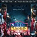 Hotel Artemis (2018) - 454 x 605