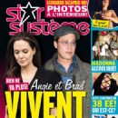 Angelina Jolie - Star Systeme Magazine Cover [Canada] (8 April 2016)