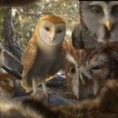 (L-r) Eglantine, voiced by ADRIENNE deFARIA, Digger, voiced by DAVID WENHAM, Gylfie, voiced by EMILY BARCLAY, Soren, voiced by JIM STURGESS, Ezylryb, voiced by GEOFFREY RUSH and Twilight, voiced by ANTHONY LaPAGLIA in Warner Bros. Pictures' and Villag