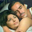 Vittorio Gassman and Sophia Loren