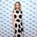 Lily James – Into Film Award 2019 at Odeon Luxe Leicester Square in London 04/03/2019 - 454 x 651