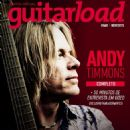 Andy Timmons - Guitarload Magazine Cover [Brazil] (November 2015)