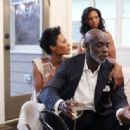 Nia Long and Peter Thomas - 454 x 335