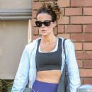 Kate Beckinsale – Heads to dance class in Pacific Palisades