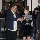 Scarlett Johansson Arrives at 'Ghost in the Shell' Premiere in Paris