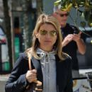 Lori Loughlin out in Vancouver - 454 x 568