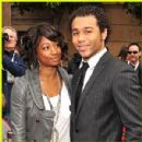 Corbin Bleu and Monique Coleman - 300 x 300