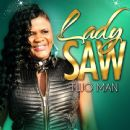 Lady Saw - Two Man EP