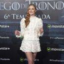 Sophie Turner- 'Game of Thrones' Fans Event in Madrid