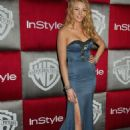 Blake Lively - 66th Annual Golden Globe Awards, 2009-01-11 / Re: InStyle / WB After Party, 2009-01-11