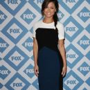 Vanessa Lachey arrives to the 2014 Fox All-Star Party at the Langham Hotel on January 13, 2014 in Pasadena, California - 382 x 594