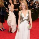 Kylie Minogue: Red Carpet Arrivals at the Met Gala 2014
