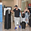 Nicky Whelan – Arrives in San Juan - 454 x 303