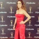 Grettell Valdez- TVyNovelas Awards 2016