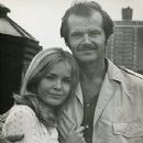 Tuesday Weld and Jack Nicholson