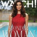 Daniela Ruah for CBS Watch! Magazine 2018 adds - 454 x 596