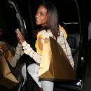 Christina Milian – Night Out in Hollywood
