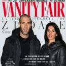 Zinedine Zidane and Veronique Zidane - Vanity Fair Magazine Cover [Spain] (April 2020)