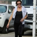 Jennifer Garner – Leaving The Gym in Santa Monica