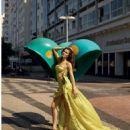 Isabeli Fontana - Harper's Bazaar Magazine Pictorial [Spain] (July 2016) - 454 x 539