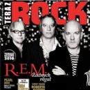 R.E.M. - Teraz Rock Magazine Cover [Poland] (February 2011)