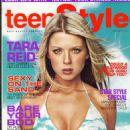 Tara Reid - Teen Style Magazine Cover [United States] (April 2001)