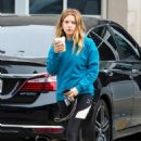 Ashley Benson – Grabs her morning coffee in Los Angeles
