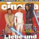 Hayden Christensen - Cinema Magazine [Germany] (May 2002)