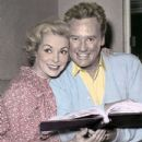 Janet Leigh and Van Johnson