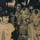 Rod Stewart with Alana Hamilton & Elton John