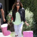 Ashley Tisdale - Gets Some Shopping Done In West Hollywood, 2010-05-13