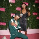 Nick Cannon and Meagan Good - 320 x 480