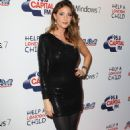 Lisa Snowdon - Capital FM Jingle Bell Ball - Day 1 At 02 Arena On December 5, 2009 In London, England