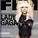 Lady Gaga Covers FHM Germany:
